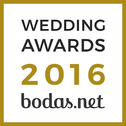 Juan Carlos Corchado, ganador Wedding Awards 2016 Bodas.net
