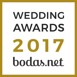 Juan Carlos Corchado, ganador Wedding Awards 2017 Bodas.net