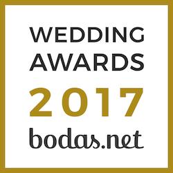 Juan Carlos Corchado, ganador Wedding Awards 2017 Bodas.net