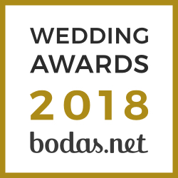 Juan Carlos Corchado, ganador Wedding Awards 2018 Bodas.net