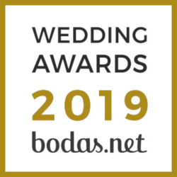 Juan Carlos Corchado, ganador Wedding Awards 2019 Bodas.net