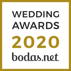 Juan Carlos Corchado, ganador Wedding Awards 2020 Bodas.net